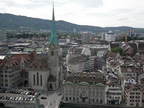 090 - Zurich desde Grossmunster.JPG