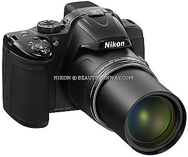NIKON P520 TIPA AWARDS 2013 winners  cameras video 42X optical zoom NIKKOR lens delivers up to 1000mm 35mm coverage built-in lens shift VR (Vibration Reduction ISO range of 80-3200  D7100 digital SLR camera, COOLPIX S01