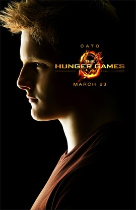 The Hunger Games Alexander Ludwig is Cato