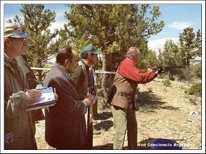 Juan Carlos hunting
