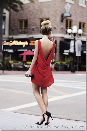 little red dress