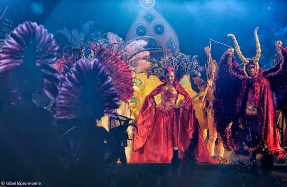 La Disfressa d'Or 2014.Concurs de la millor disfressa de les colles que participen al Carnaval.Caranaval de TarragonaTarragona, Tarragonès, Tarragona