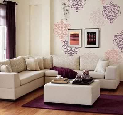 rum design: desain ruang tamu cantik, ruang tamu minimalis