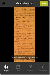祖先鞋盒添加详细信息