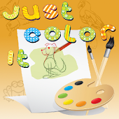 Just Color It - Activity App