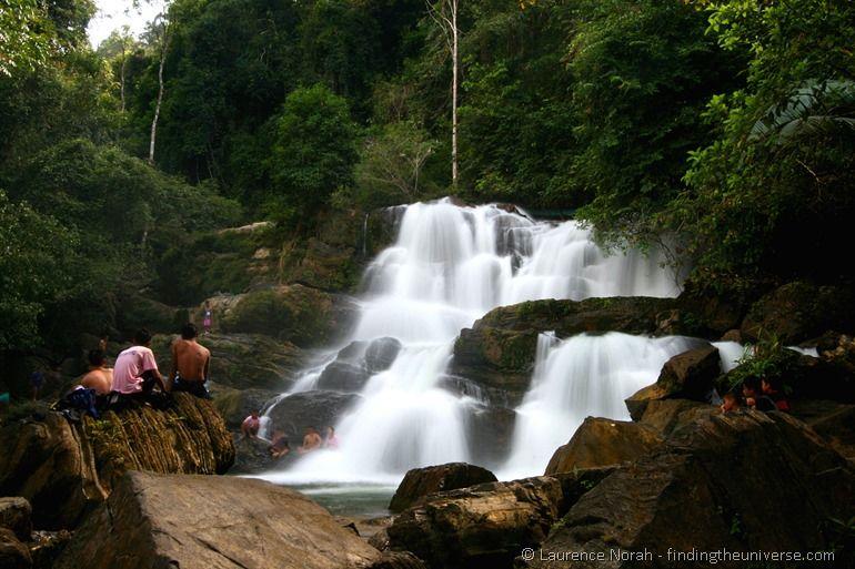Trang Waterfall Ton Tok