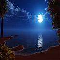 Ay Işığı Canlı Duvar Kağıdı icon