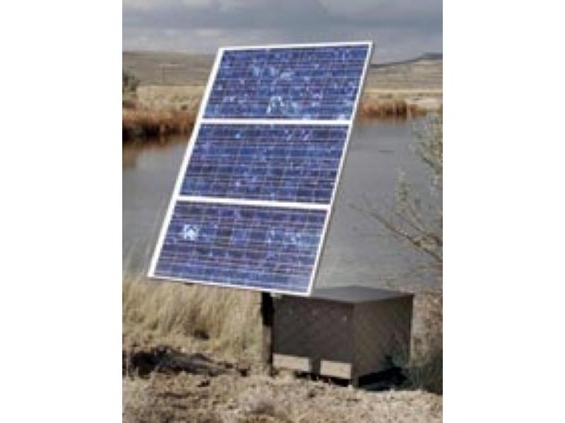Solaer Solar Powered Pond Aerator 3 Acres Ebay