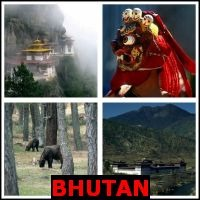 BHUTAN- Whats The Word Answers
