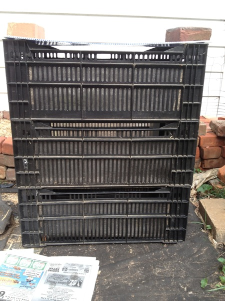 DIY Plastic Crate Composter | 45 DIY Compost Bins To Make For Your Homestead