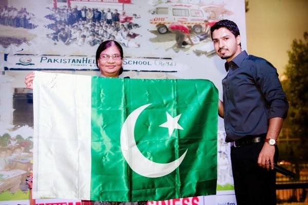 national flag winner