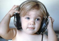 justinstolle baby with headphones