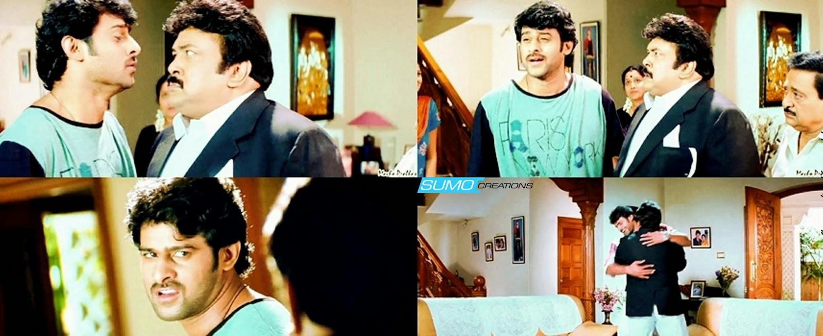 Prabhas Fans Forever: Darling Movie Caps- Set 3