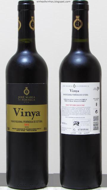 Vinho vinya
