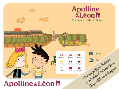 Apolline & Léon Capture d'écran