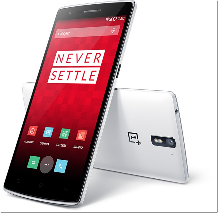 OnePlus+One+Sandstone+Black