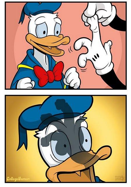 mrsupel.blogspot.com - Kenapa Sih Mickey Mouse Selalu Menggunakan Sarung Tangan?