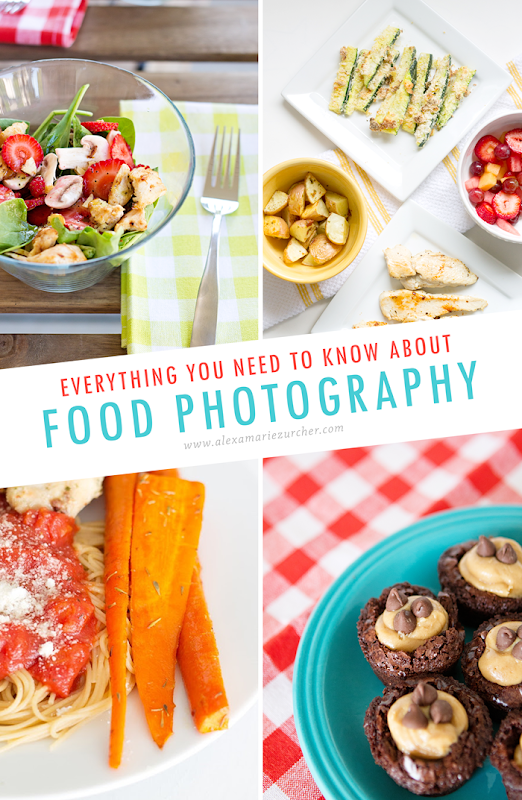 Everything you need to know about food photography