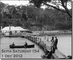 Sepia Saturday 154 December 1, 2012