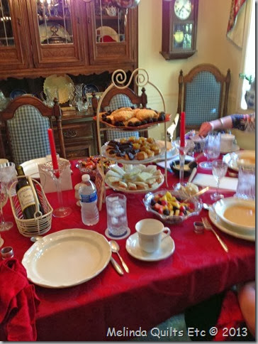 1113 Tea Table at Jan's