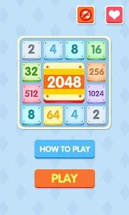 2048 電腦免安裝版2.0 - 爆紅數字拼圖益智遊戲- TechNow 當代科技 ...