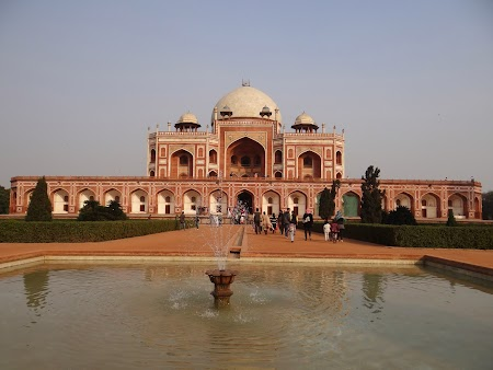 19. Mormant Humayun Delhi.JPG