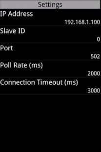 DroidBus/TCP Lite- screenshot thumbnail