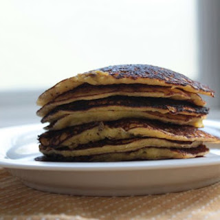 Cachapas Venezuelan fresh corn pancakes.