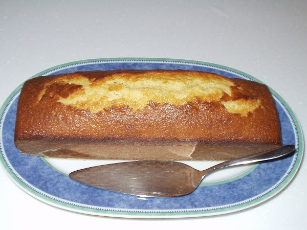 Yogurt and EVO Loaf Cake