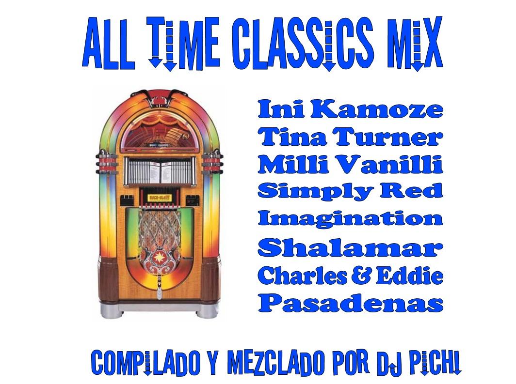 Heliopolismix All Time Classics Mix