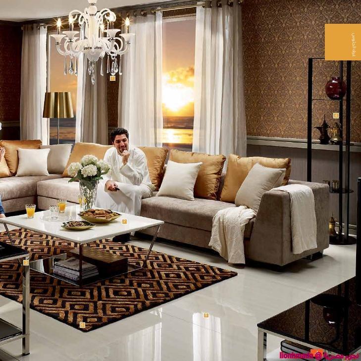 كتالوج ابيات افكار وتصاميم عصرية غرف الجلوس النوم