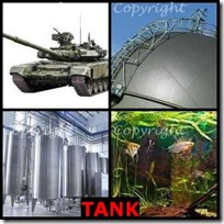 TANK- 4 Pics 1 Word Answers 3 Letters