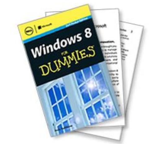 Windows 8 for Dummies: Pocket Edition e-book