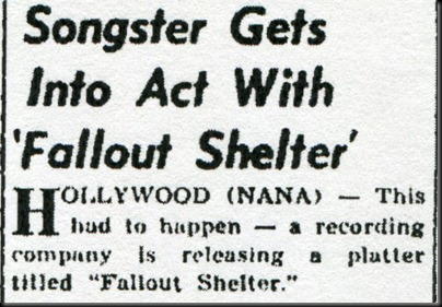 CONELRAD Adjacent: FALLOUT SHELTER: A Peter Scott Peters