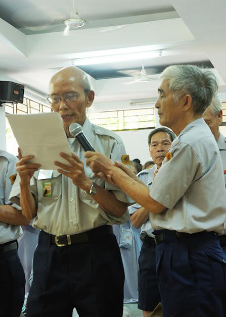 DSC06373 Lễ Hiệp kỵ   Lễ Huý Nhật Cư sĩ Sáng lập viên GĐPT Việt Nam   Tâm Minh Lê Đình Thám
