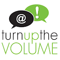 Turn Up The Volume logo