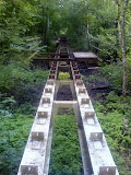 Alte Parkeisenbahnbrücke Wuhlheide