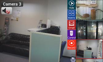 Screenshot of Cam Viewer for Edimax cameras