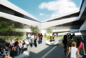 BUNKER Arquitectura diseña Residencia de estudiantes en Cholula