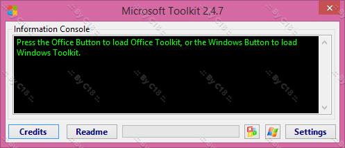 Microsoft Toolkit version 2.4.7 Final - Stable [Activador KMS para