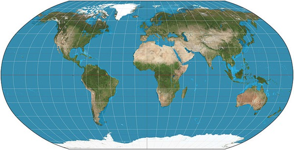 True Size Map Of World.4 Tools To Compare The True Size Of Maps Instant Fundas