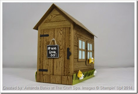 #weloveDS, Stampin' Up!, Amanda Bates, The Craft Spa, The Shed 009