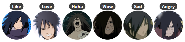 Madara Reactions