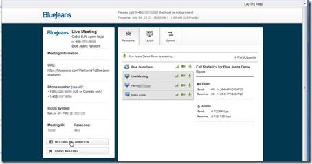 Matt Landis Windows PBX & UC Report: BlueJeans Network: Cloud, Cross
