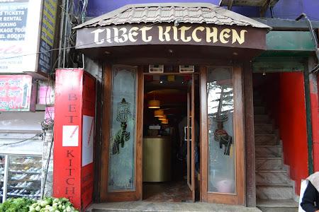 Kitchen Tibet in Mica Lhasa