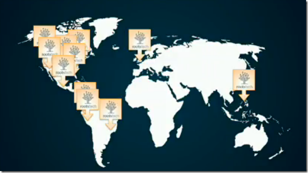 rootstech. 2013 Satellite Locations