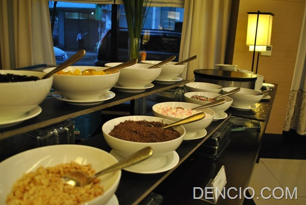 Puso Restaurant Quest Hotel Cebu 40