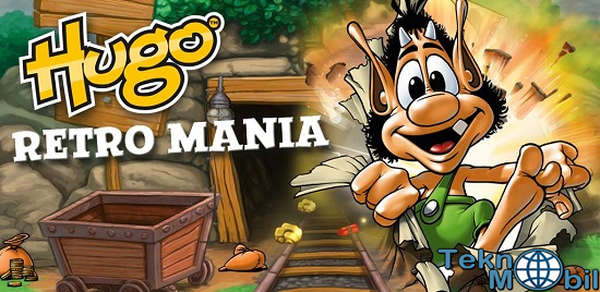 Hugo Retro Mania v1.2.0 Türkçe Full
