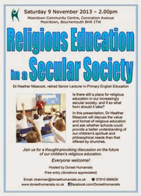 Religious Education Poster