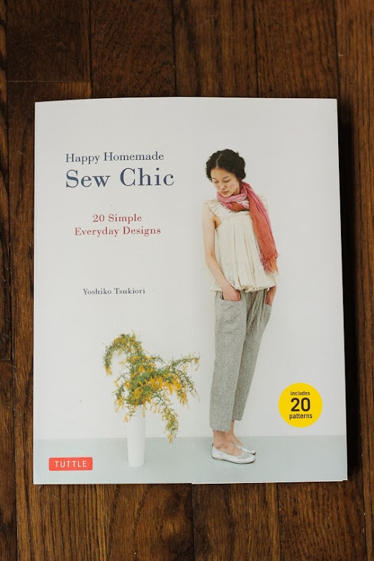 Sweeter Than Cupcakes: Book Review - Happy Homemade Sew Chic
